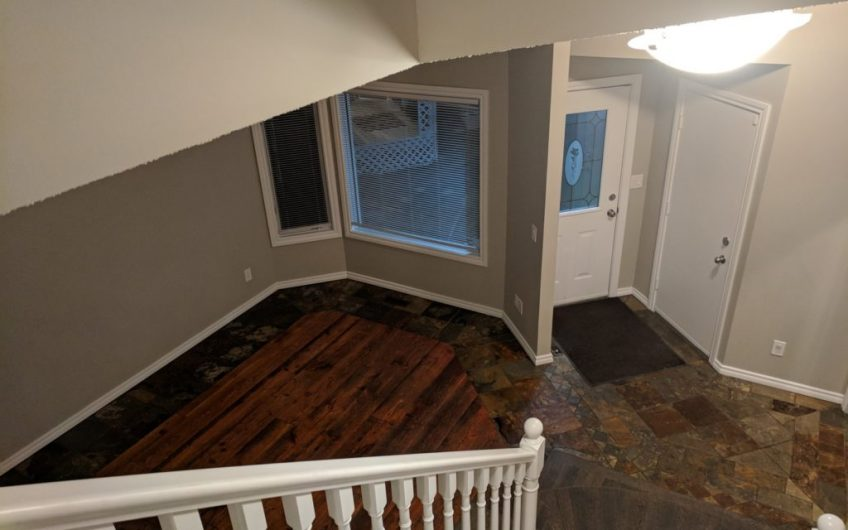 4 Bedroom 4-level Split Home
